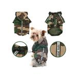 View Image 2 of Base Jumper Raincoat Wind Breaker by Puppia - Camo