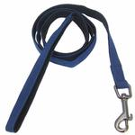 View Image 1 of Basic Dog Leash by Puppia - Royal Blue