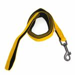 View Image 1 of Basic Dog Leash by Puppia - Yellow