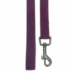 View Image 2 of Basic Dog Leash by Puppia - Purple
