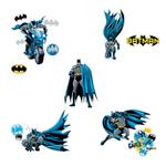 Batman Bedroom Decor - Bold Justice Wall Decals