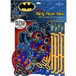 Batman Party Supplies - Party Favor Value Pack
