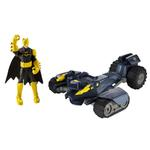 Batman Toys - Power Attack Combat Kick Bat-Tank Vehicle