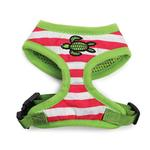 View Image 2 of Beachcomber Dog Harness by Zack & Zoey - Raspberry