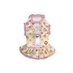 View Image 1 of Beverly Hills Dog Harness Dress by Hip Doggie
