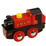 Bigjigs® Wooden Railway - EHLR Jack Engine