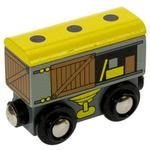 Bigjigs® Wooden Railway - Goods Wagon