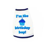 Birthday Boy Dog Tank Top