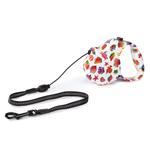 View Image 1 of Boardwalk Retractable Dog Leash - Fun Fish