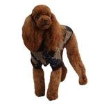 View Image 4 of Boost Dog Shirt by Puppia - Brown