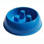 View Image 3 of Brake-Fast Slow Chow Dog Bowl - Plastic