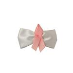 View Image 1 of Breast Cancer Ribbon Hair Bow