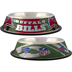 View Image 1 of Buffalo Bills Dog Bowl