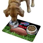 View Image 1 of Buffalo Bills Pet Bowl Mat