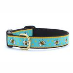 View Image 1 of Bumble Bee Dog Collar by Up Country