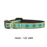 View Image 2 of Bumble Bee Dog Collar by Up Country