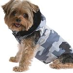 View Image 1 of Bundle Up Jacket - Gray Camo