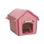 View Image 1 of Cabana House by NY Dog - Pink Stripes