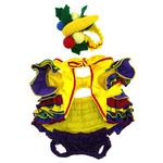 View Image 3 of Calypso Queen Dog Costume