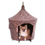 View Image 1 of Camelot Dog Bed Tent