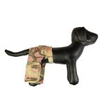 View Image 1 of Camouflage Dog Cargo Pants - Pink & Green