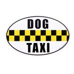 View Image 1 of Car Magnet - Dog Taxi