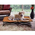 View Image 4 of Carlson Portable Pup Travel Dog Bed - Tan