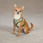 View Image 1 of Carolina Collection Dog Harness - Green