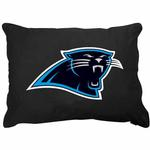 View Image 1 of Carolina Panthers Dog Bed
