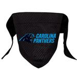 View Image 1 of Carolina Panthers Mesh Dog Bandana