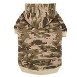 View Image 1 of Casual Canine Digital Camo Dog Hoodie