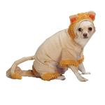 View Image 1 of Jungle King Lion Halloween Dog Costume