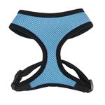 View Image 4 of Casual Canine Mesh Dog Harness - Pastel Blue