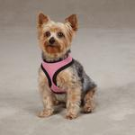 View Image 1 of Casual Canine Mesh Dog Harness - Pastel Pink