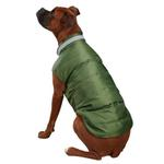 View Image 2 of North Paw Puffy Dog Vest - Chive