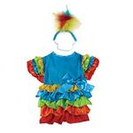 View Image 2 of Polly Parrot Halloween Dog Costume
