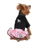 View Image 2 of Casual Canine Poodle Skirt Dog Set