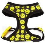 View Image 3 of Casual Canine Smiley Face Dog Harness