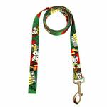 View Image 1 of Casual Canine Smokin Aces Dog Leash - Poker