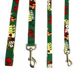 View Image 2 of Casual Canine Smokin Aces Dog Leash - Poker