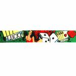View Image 3 of Casual Canine Smokin Aces Dog Leash - Poker