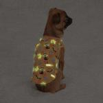 View Image 3 of Casual Canine Spooky Dog Tank Top - Orange