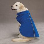 View Image 4 of Casual Canine Thermal Fleece Dog Jacket - Blue