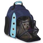 View Image 1 of Casual Canine Ultimate Backpack Pet Carrier - Blue