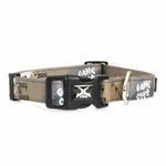 View Image 2 of X-treme Game Over Dog Collar - Gray