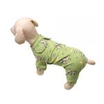 View Image 1 of Chasing Stars Cotton Dog Pajamas by Klippo