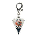 View Image 1 of Chicago Bears Pennant Dog Collar Charm