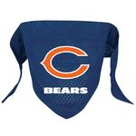 View Image 1 of Chicago Bears Mesh Dog Bandana