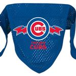 View Image 1 of Chicago Cubs Mesh Dog Bandana