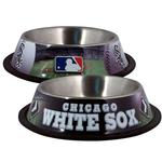 View Image 1 of Chicago White Sox Dog Bowl